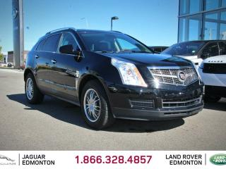 Used 2010 Cadillac SRX Luxury - Local Edmonton Trade In | EX-USA | No Accidents | 18 Inch Chrome Wheels | Heated Front Seats | Leather Interior | BOSE Audio | Bluetooth | Power Liftgate | Parking Sensors | Dual Zone Climate Control with AC | Panoramic Sunroof | All Power Option for sale in Edmonton, AB