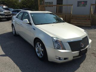 Used 2008 Cadillac CTS w/1SA for sale in Pickering, ON