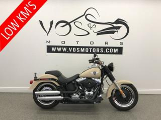Used 2016 Harley-Davidson FAT BOY **Free Delivery in the GTA for sale in Concord, ON
