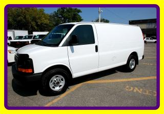 Used 2012 GMC Savana 2500 3/4 ton No windows, Divider, Shelves for sale in Woodbridge, ON