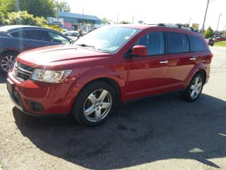 Used 2012 Dodge Journey R/T for sale in Orillia, ON