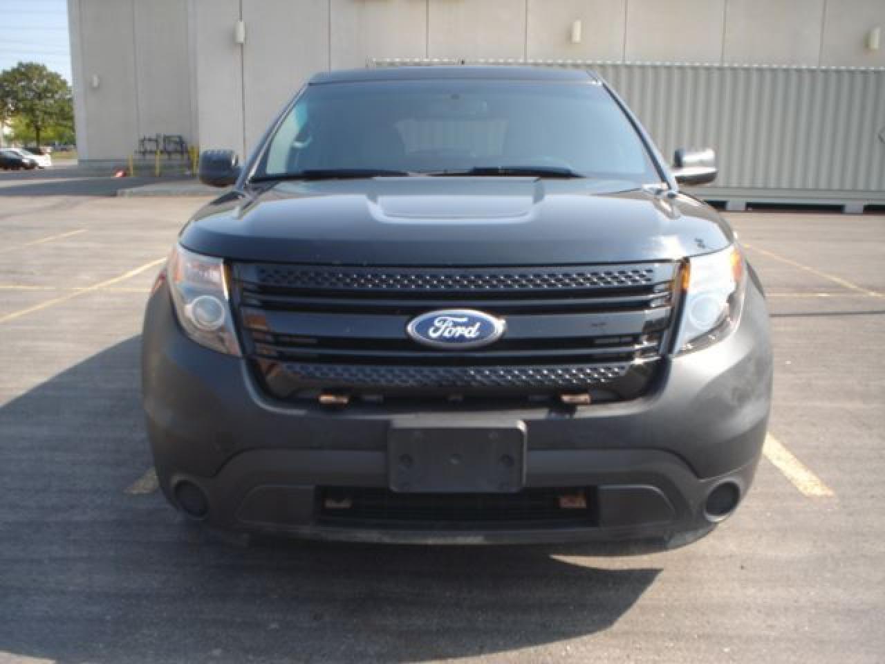 2013 Ford Explorer AWD,BACK UP CAMERA,BLK/BLK EX POLICE