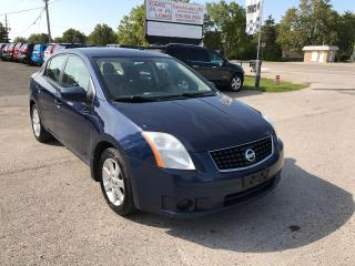 Used 2008 Nissan Sentra 2.0 S for sale in Komoka, ON