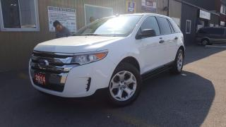 Used 2014 Ford Edge SE-REAR PARK SENSORS-SYNC-LOADED for sale in Tilbury, ON