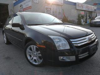 Used 2007 Ford Fusion SEL w/NAVI_Sunroof_Leather_remote Start for sale in Oakville, ON