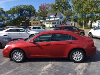 Used 2010 Chrysler Sebring LX for sale in Dunnville, ON
