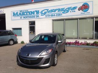Used 2010 Mazda MAZDA3 GS for sale in St Jacobs, ON