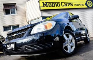 Used 2010 Chevrolet Cobalt LT! Remote Start+A/C+AuxIn! ONLY $93/bi-weekly! for sale in St Catharines, ON