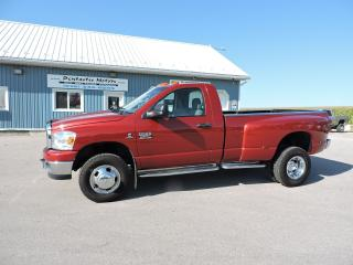 Used 2007 Dodge Ram 3500 SLT for sale in Gorrie, ON