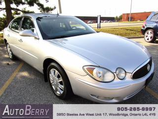 Used 2005 Buick Allure CX - 3.8L for sale in Woodbridge, ON