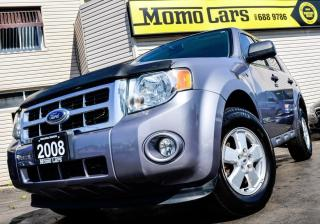 Used 2008 Ford Escape XLT! Cruise+Alloy+Keyless! ONLY $117/bi-weekly! for sale in St Catharines, ON