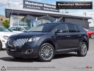 Used 2013 Lincoln MKX AWD LUXURY PKG |NAV|CAMERA|PANO|BLINDSPOT|1OWNR for sale in Scarborough, ON