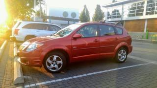Used 2005 Pontiac Vibe no for sale in North Vancouver, BC