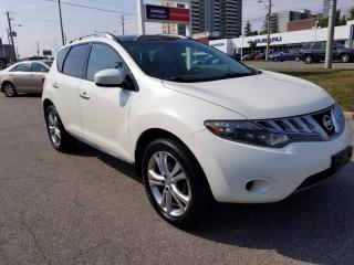Used 2009 Nissan Murano LE, AWD, Leather, Panoramic Roof, Bluetooth for sale in Scarborough, ON