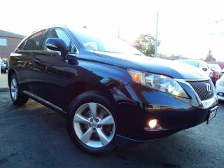 Used 2010 Lexus RX 350 AWD | NAVIGATION.CAMERA | ONE OWNER | LOW KM for sale in Kitchener, ON