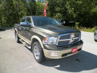 Used 2011 Dodge Ram 1500 for sale in Owen Sound, ON