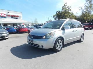 Used 2007 Nissan Quest 3.5 for sale in West Kelowna, BC