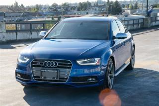 Used 2015 Audi S4 3.0T Technik (S tronic) for sale in Langley, BC