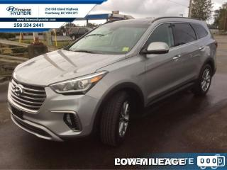Used 2017 Hyundai Santa Fe XL Luxury with 7 seats  - local for sale in Courtenay, BC