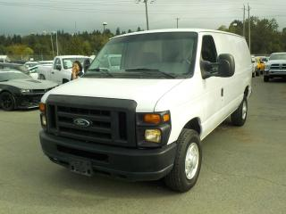 Used 2008 Ford Econoline E-350 Super Duty Cargo for sale in Burnaby, BC