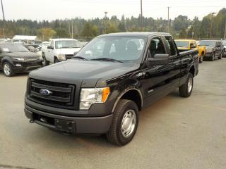 Used 2013 Ford F-150 XL Ecoboost SuperCab Regular Box 4WD for sale in Burnaby, BC