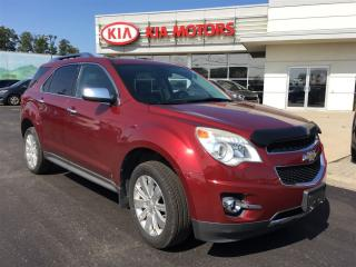 Used 2010 Chevrolet Equinox LTZ FRESH TRADE! MINT SHAPE! for sale in Woodstock, ON