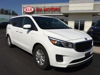 Used 2017 Kia Sedona LX SPECIAL PURCHASE for sale in Woodstock, ON