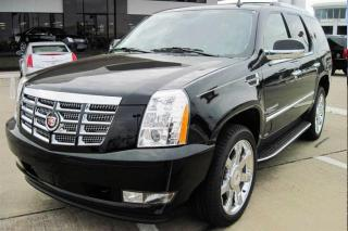 Used 2010 Cadillac Escalade 7-Pass, Navi, Heated/Cooled Se for sale in Winnipeg, MB