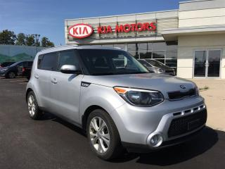 Used 2015 Kia Soul EX+ for sale in Woodstock, ON