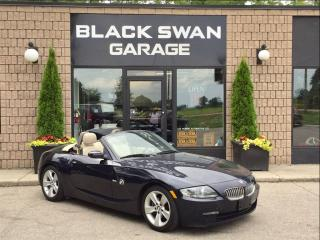 Used 2007 BMW Z4 3.0i for sale in Paris, ON