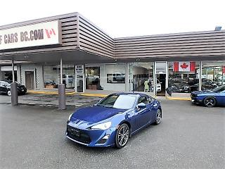 Used 2015 Scion FR-S Coupe for sale in Langley, BC