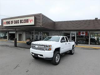 Used 2014 Chevrolet Silverado 1500 4x4 for sale in Langley, BC