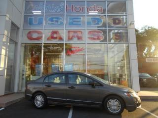 Used 2010 Honda Civic DX-G AUTOMATIC TRANS, ALLOY WHEELS for sale in Halifax, NS