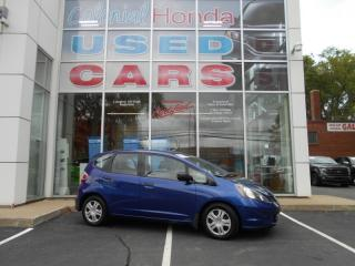 Used 2009 Honda Fit DX-A A/C AUTOMATIC TRANSMISSSION for sale in Halifax, NS