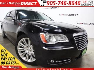 Used 2012 Chrysler 300 Limited| NAVI| LEATHER| PANO ROOF| for sale in Burlington, ON
