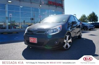 Used 2013 Kia Rio5 SX w/ UVO at for sale in Pickering, ON
