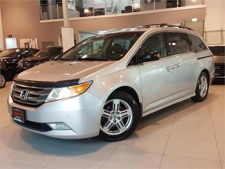 Used 2011 Honda Odyssey TOURING-NAVIGATION-TV/DVD-LOADED for sale in York, ON