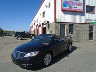 Used 2013 Chrysler 200 Touring for sale in Sudbury, ON