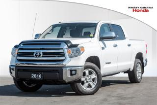 Used 2016 Toyota Tundra SR5 5.7L V8 for sale in Whitby, ON
