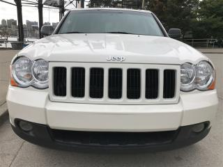 Used 2008 Jeep Grand Cherokee DIESEL,LIMITED,LEATHER,SUN ROOF,LOW KM for sale in Vancouver, BC