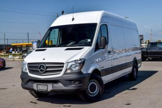 Used 2014 Mercedes-Benz Sprinter Cargo Vans 2500 170