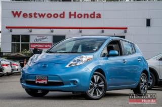 Used 2013 Nissan Leaf SL for sale in Port Moody, BC