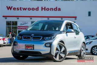 Used 2014 BMW i3 Base w/Range Extender for sale in Port Moody, BC