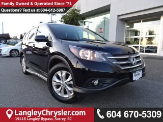 Used 2014 Honda CR-V EX *LOCALLY OWNED*DEALER INSPECTED* for sale in Surrey, BC