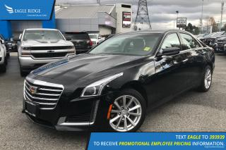 Used 2017 Cadillac CTS 2.0L Turbo Leather, Backup Camera for sale in Port Coquitlam, BC
