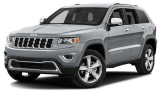 Used 2016 Jeep Grand Cherokee Limited for sale in Port Coquitlam, BC