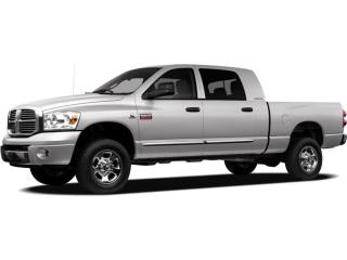 Used 2007 Dodge Ram 3500 for sale in Port Coquitlam, BC