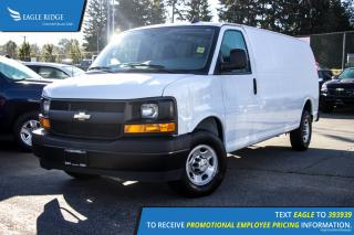 Used 2017 Chevrolet Express 2500 1WT AM/FM Radio and Air Conditioning for sale in Port Coquitlam, BC