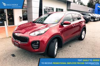 Used 2017 Kia Sportage LX AWD, Backup Camera, Heated Seats for sale in Port Coquitlam, BC