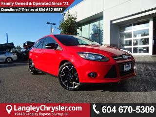 Used 2013 Ford Focus SE *ACCIDENT FREE*ONE OWNER*LOCAL BC CAR* for sale in Surrey, BC